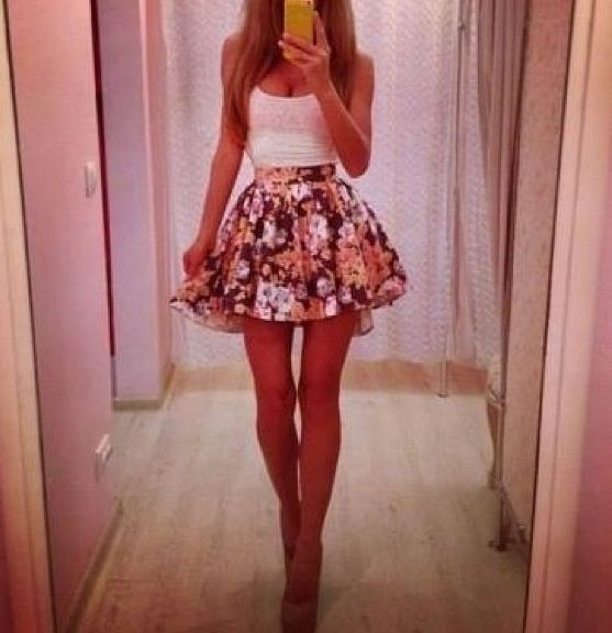 Sorry, but I would look amazing in this.  Lol.