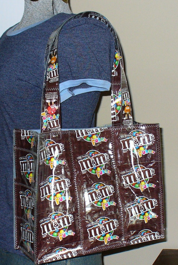 DIY large Candy Wrapper Purse Sewing Pattern  by LauriesGiftsBiz, $12.00
