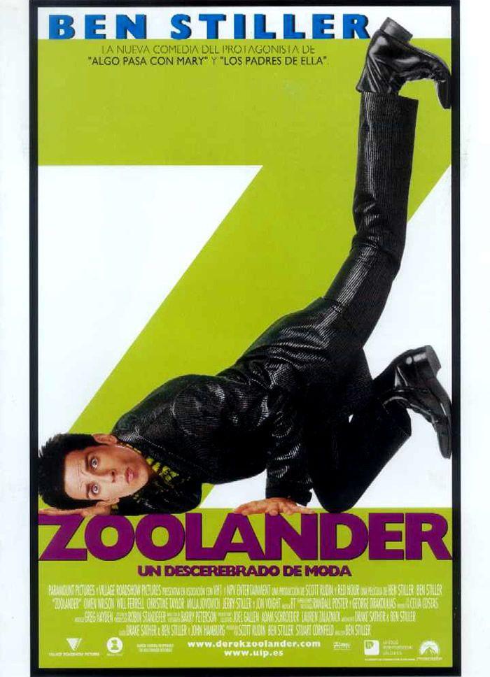 Zoolander  #fashion #movies http://cuchurutu.blogspot.com.es/2014/05/felizlunes-10-peliculas-sobre-moda-que.html