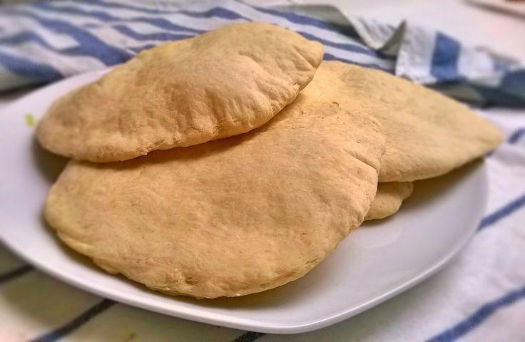 Arabský chléb - Pita