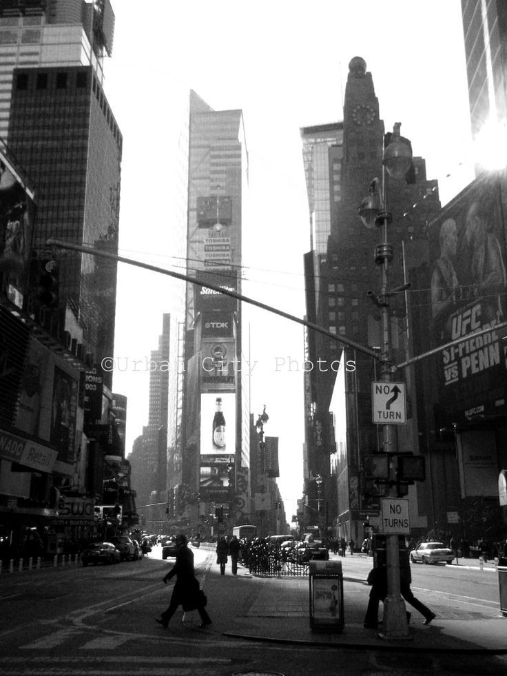 Cityscapes: New York.