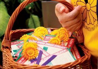 Lidé v České republice dnes mohou přispět na tradiční sbírku s názvem Český den proti rakovině, jejíž šestnáctý ročník pořádá občanské sdružení Liga proti rakovině.