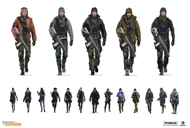 Here is a small selection of the work I've created for Tom Clancy's The Division. It's a tiny fraction of all the amazing work produced for this game. I will upload a little more soon but you should really check out our Artbook to see everything and read more about how we went about doing it! Huge thanks to my wonderful Concept Art colleagues and the amazing artists at Massive, Reflections, Annecy and Redstorm! All images Copyright Ubisoft.