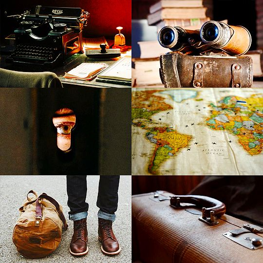 HP Aesthetics: Newt Scamander 2/2 Worrying means you suffer twice