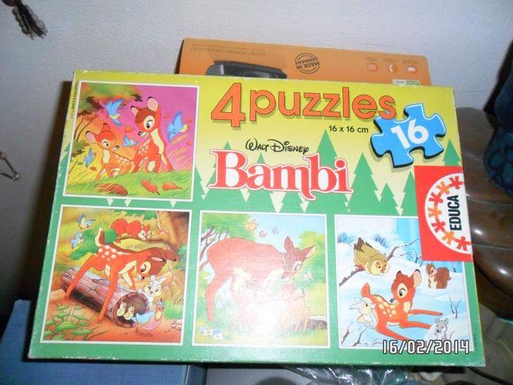 Giochi puzzle disney