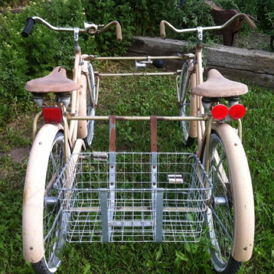 Listing this in addition to the next post on pulling a camper. Tandem...let's go grocery shopping...