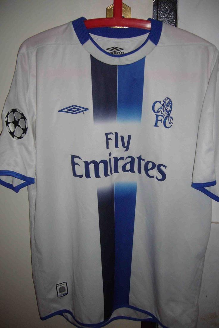 Chelsea Champions League (Lampard)
