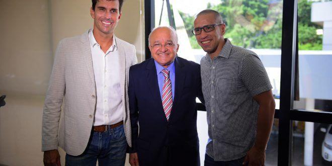 Piscina das Olimpíadas Rio 2016 chega a Vila Olímpica de Manaus em março