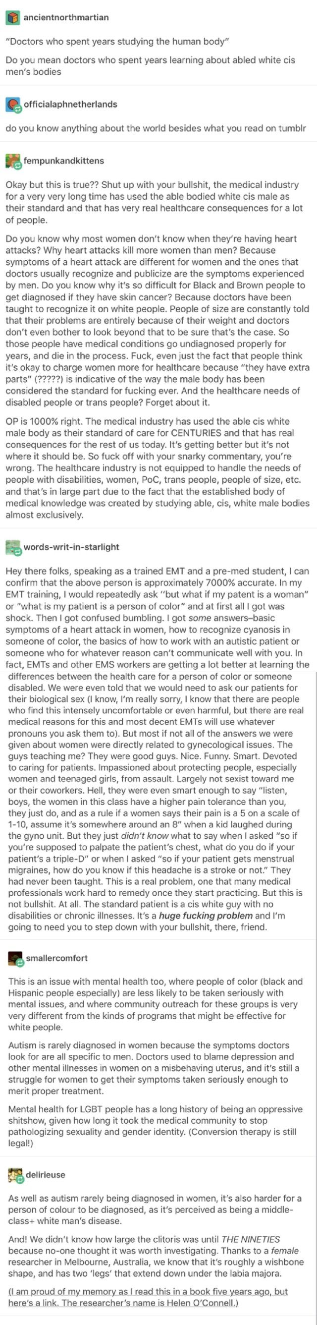 I know, this isn't exactly feminism related, but I find it really important so I'll just put it up here for you to read it Remarkable stories. Daily