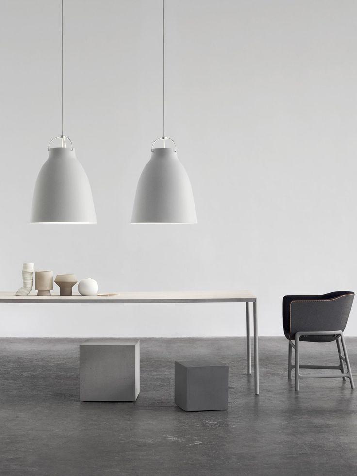 Pendellampe Caravaggio White Matt ist eine neue Variante der etablierten Designleuchten Lightyears Caravaggio. Pendellampen online kaufen bei Designort!
