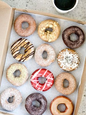 Federal Donuts (Photo by Michael Perscio for Federal Donuts)