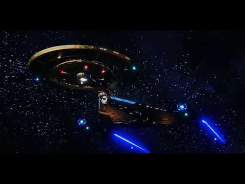 Star Trek Discovery - USS Discovery Supercut (part 1) - YouTube