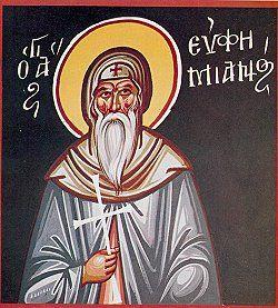 Πνευματικοί Λόγοι: Άγιος Ευφημιανός ο θαυματουργός