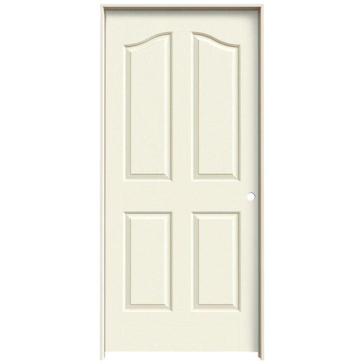 Jeld Wen 24 In X 80 In Woodgrain 6 Panel Solid Core Pine: 78+ Ideas About Prehung Interior Doors On Pinterest
