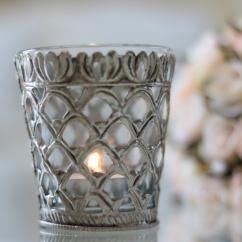 Ljuslykta Marrakesh mönster