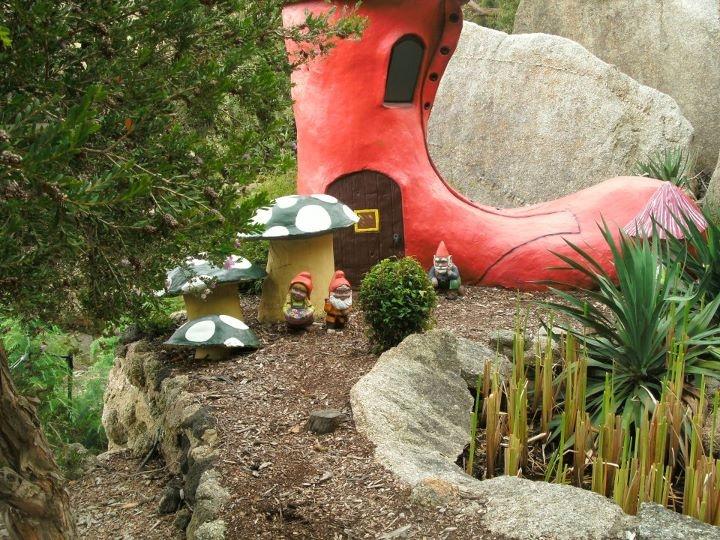 Fairy Park in Anakie, Victoria, Australia
