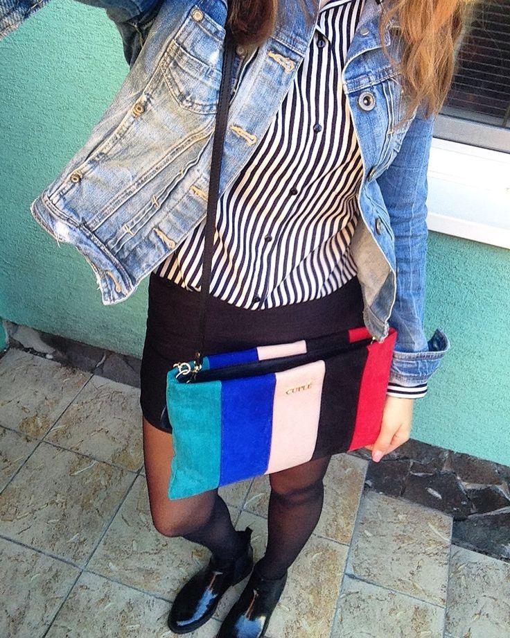 #fashion #fashioninspiration #fashionlover #fashioncombination #fashionwoman #style #stylewoman #stylelover #styleinspiration #stylecombinations #streetfashion #streetstyle #outfit #outfitinspiration #outfitcombination #look #like #instadaily #cuple #cuplé #cuplémoda #cuplebag @cuple_sk