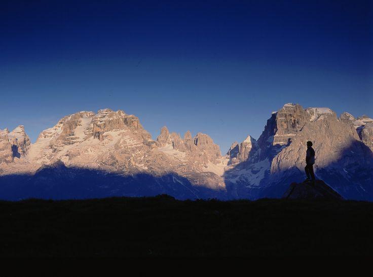 Lo splendore delle #Dolomiti di #Brenta! Woooow