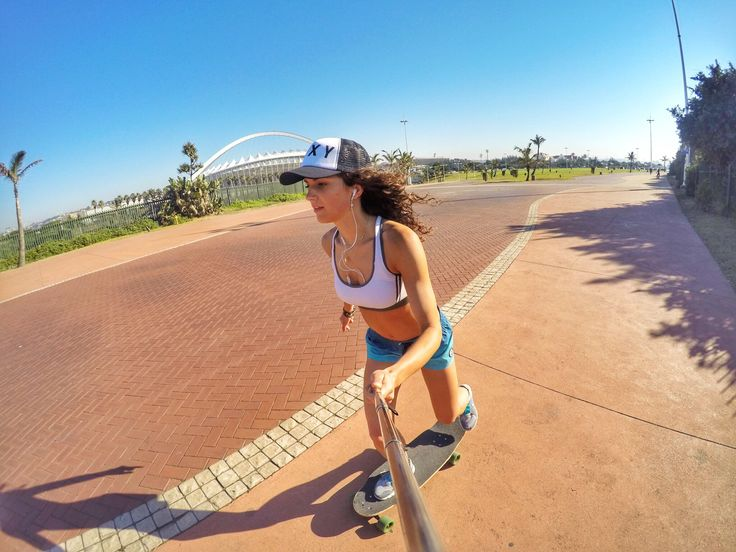 Lose your Head over #Longboarding