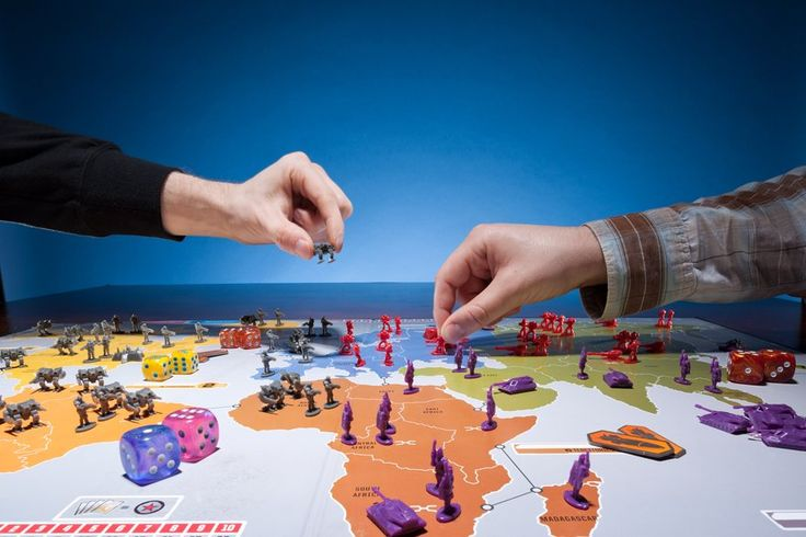 Recommended board games for PC gamers.