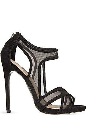 KG KURT GEIGER Haze heeled sandals