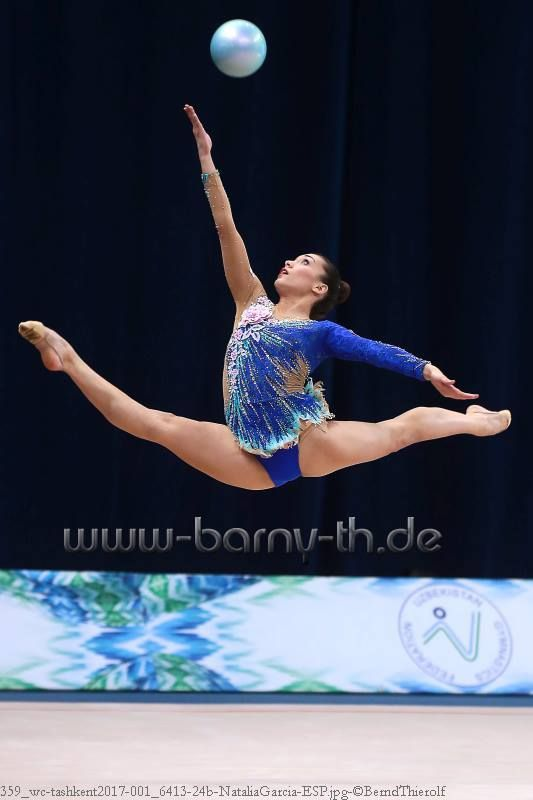 Natalia Garcia (Spain), World Cup (Tashkent) 2017