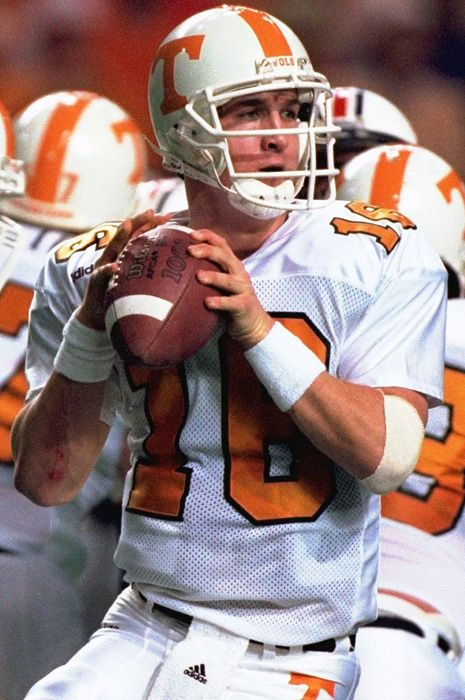 Peyton Manning images | Peyton Manning - Tennessee - QBs Who Made the NFL Wait - Photos - SI ...