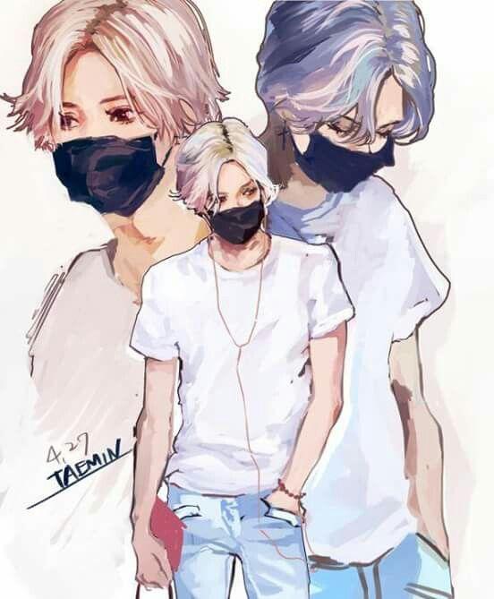 TaeMin fanart by NanNa__xxx7~