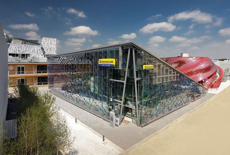 New Holland Agriculture pavilion opens its doors at EXPO Milano 2015 | NHAG