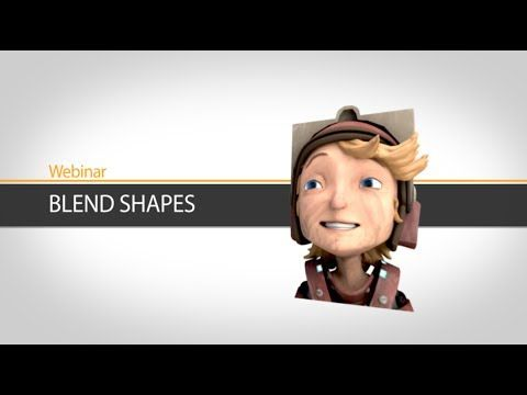 Blendshape Creation, Animation & FacePlus - Mixamo Webinar