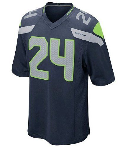 Marshawn Lynch Jersey Seattle Seahawks Marshawn Lynch Color Blue Elite Jerseys (52(XXL)) by NFL. $66.98. Thank you for coming to our store, We store the name: 1st DOING, our shipping options : DHL, more quickly let you receive the goods, the goods we will inform you, let you know timely tracking ship,  In the us fill the tracking number, need to query the friend please to DHL trace waybill number, you have any questions please tell us in time, when you received the goods, plea...