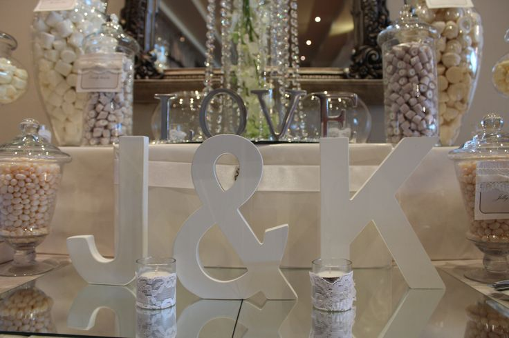 A lolly bar is the perfect treat for any youngsters you have at your wedding  - and a sneaky treat for the adults too!