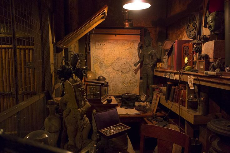 Harrison Jones Escape Room