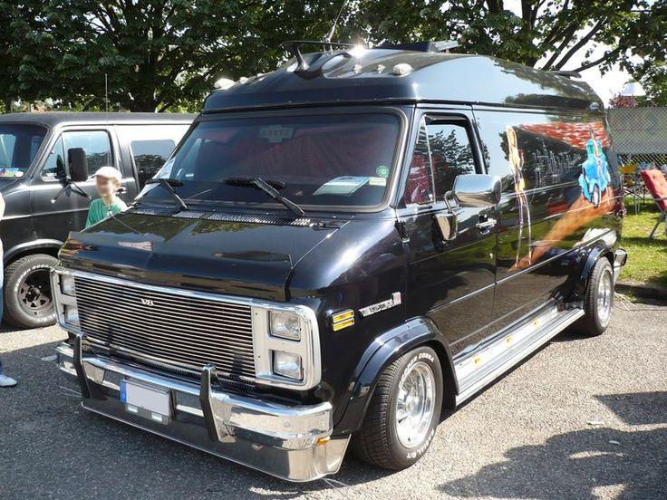 chevy van car stuff pinterest chevy van and custom. Black Bedroom Furniture Sets. Home Design Ideas