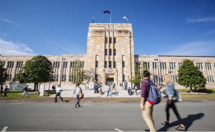 UQ still Australia's number one in influential Nature Index - The University of Queensland is again Australia's highest-ranking institution on the Nature Index, further strengthening its global reputation as a top-tier research organisation.