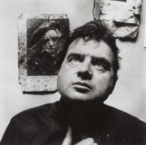 Irving Penn F. Bacon 1962