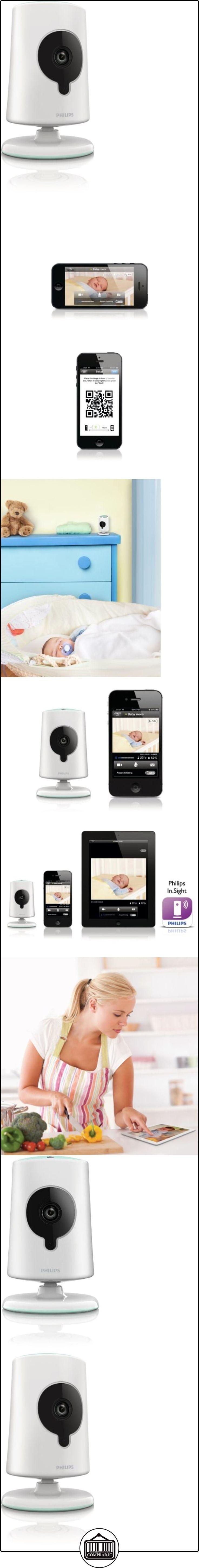 Philips In.Sight HD - Monitor Wi-Fi vigilabebés, 66.2 mm, 66.2 mm, 104 mm, 158 mm, 70 mm, 160 mm  ✿ Vigilabebés - Seguridad ✿ ▬► Ver oferta: http://comprar.io/goto/B00962PX14