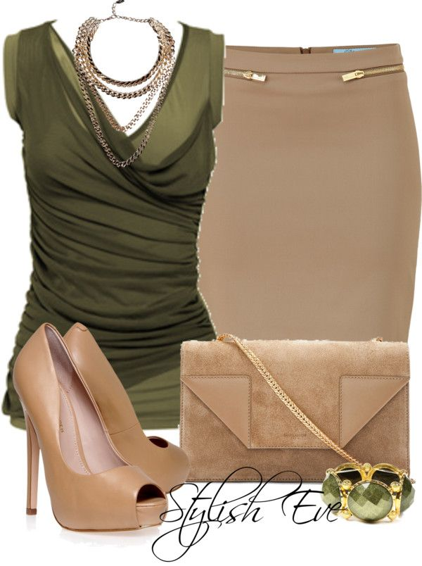 Love this for a business professional look. *Pinned For Pic