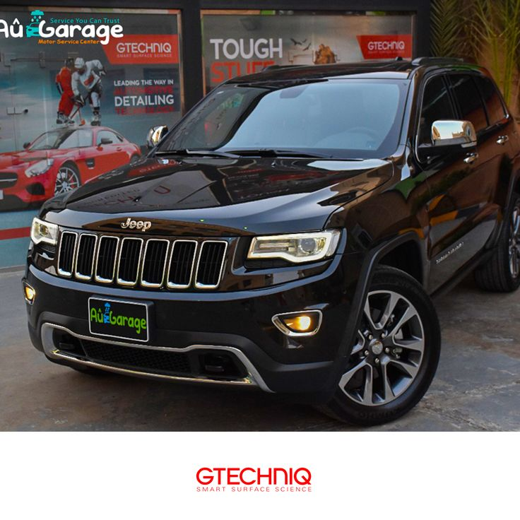 Awesome #Jeep #Cherokee 2017. Protected By Gtechniq And Our Latest Accredited  Detailer Au Garage