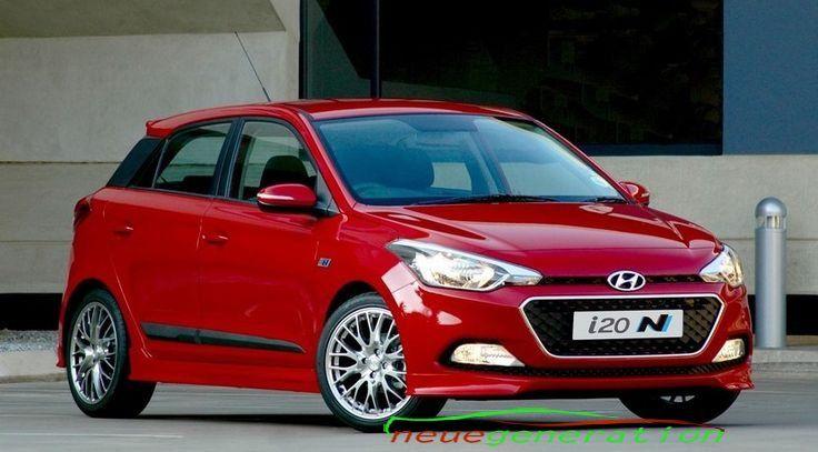Hyundai I20 N Sport Sportlicher Fur Sudafrika Hyundai Samochody
