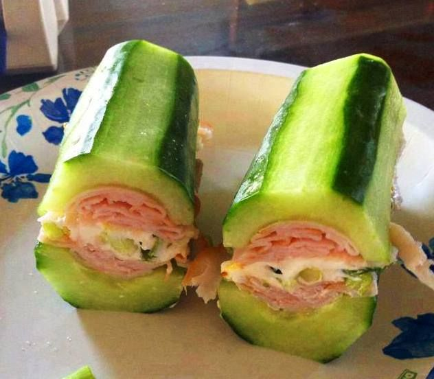 What a GREAT Low Carb Lunch...you won't believe it!