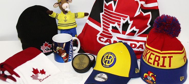 Spengler Cup Fanshop - by Ochsner Hockey