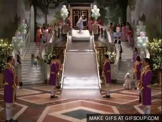 Let's be honest, every girl has wanted to do this since she first saw it on The Princess Diaries.