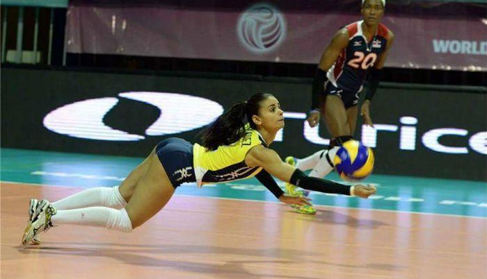Winifer Fernández: La Hermosa Voleibolista De República Dominicana