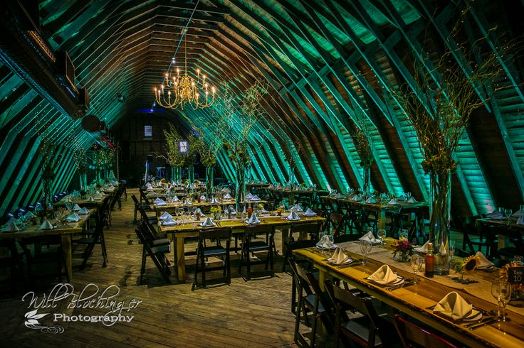 The Barn Interior Perona Farms Will Blochinger Wedding