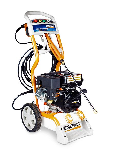 We Test the Top Small Pressure Washers