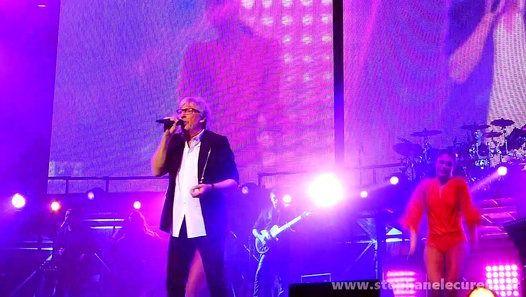 Vidéo Cookie Dingler - Stars 80, 10 ans déjà ! au Phare à Chambéry le Vendredi 11 novembre 2016  #stars80