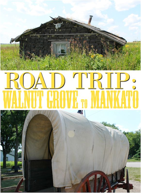 A road trip along the Laura Ingalls Wilder historical trail. What to do and see between Walnut Grove and Mankato, MN.