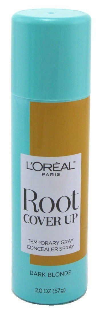 L'Oreal Root Cover Up Concealer Spray, Dark Blonde, 2 Oz (Pack of 2) * Check this awesome product by going to the link at the image.