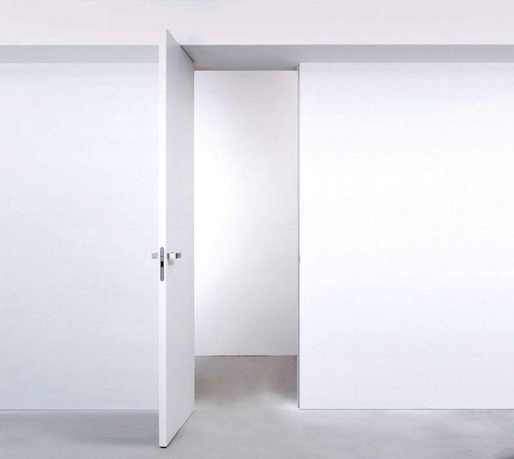 Minimalistische deur, maar dan graag zonder klink !